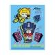 Avanti Transformers Composition Notebook Set of 8
