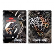 Buy Sterling Shockwave Double Cover Wire-O Notebook Design 1 online at Shopcentral Philippines.