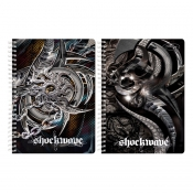Buy Sterling Shockwave Double Cover Wire-O Notebook Design 2 online at Shopcentral Philippines.