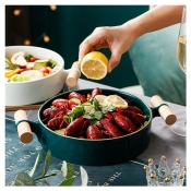 Buy LILI SERVING DISH online at Shopcentral Philippines.