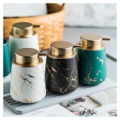 Buy LAUREN SOAP / LOTION PORCELAIN MARBLE JARS online at Shopcentral Philippines.