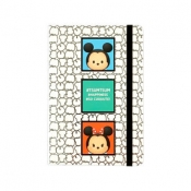 Buy Sterling Disney Journal STR SB Tsum Tsum Dotted 4x5.88 4D Design 5 online at Shopcentral Philippines.