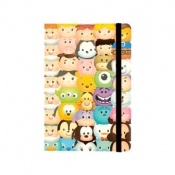 Buy Sterling Disney Journal STR SB Tsum Tsum Dotted 4x5.88 4D Design 8 online at Shopcentral Philippines.