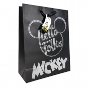 Buy Sterling Totebag (XL) Char Eday: Mickey HiFolk online at Shopcentral Philippines.