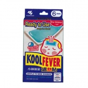 Buy  Kool Fever Cool Gel Kids 6s online at Shopcentral Philippines.