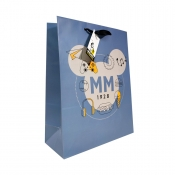 Buy Sterling Totebag (XL) Char Eday: Mickey BluIcn online at Shopcentral Philippines.