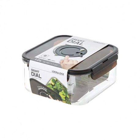 Buy Lock & Lock Smart Dial Food Container 1L online at Shopcentral Philippines.
