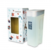 Buy Lock and Lock Christmas Set Handable Bottle 1.4 Liters online at Shopcentral Philippines.