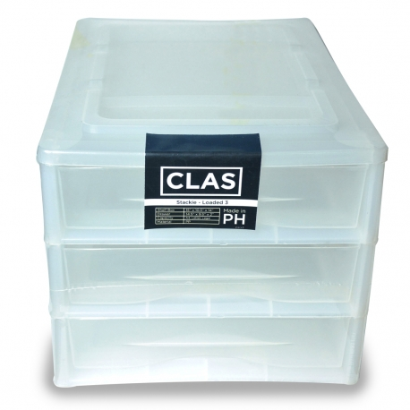 Buy CLAS Stackie Loaded 3 Layer Organizer online at Shopcentral Philippines.