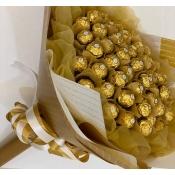 Buy 4 Dozen Ferrero Round  Bouquet  online at Shopcentral Philippines.