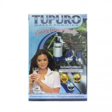 Buy Tupuro Water Purifier GPP online at Shopcentral Philippines.
