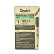 Buy 12 Pcs Pentel Fabric Marker Permanent Marker online at Shopcentral Philippines.