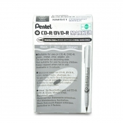 Buy 12 Pcs Pentel CD/DVD Marker online at Shopcentral Philippines.