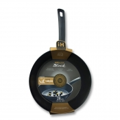 Buy Lock & Lock Hard & Light Black Fry Pan 28cm online at Shopcentral Philippines.
