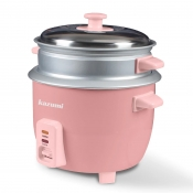 Buy Kazumi KZ-RC110 1.0L Rice Cooker with Steamer online at Shopcentral Philippines.