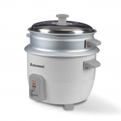 Buy Kazumi KZ-RC115 1.5L Rice Cooker with Steamer online at Shopcentral Philippines.
