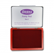 Buy Orions Stamp Pad Red online at Shopcentral Philippines.