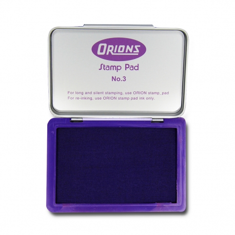 Buy Orions Stamp Pad Violet online at Shopcentral Philippines.