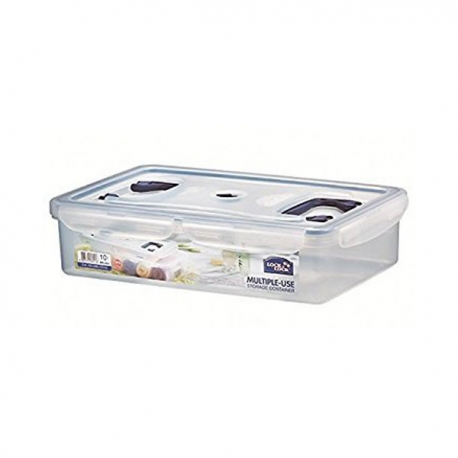 Buy Lock and Lock Storage Box 10 Liters online at Shopcentral Philippines.