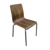 Buy PANTRY CHAIR WALNUT online at Shopcentral Philippines.