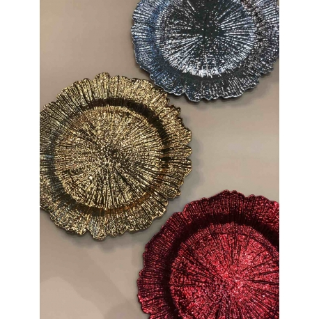 Buy Aurora Charger Plate  Gold online at Shopcentral Philippines.