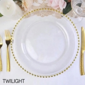 Buy Twilight Charger Plate online at Shopcentral Philippines.