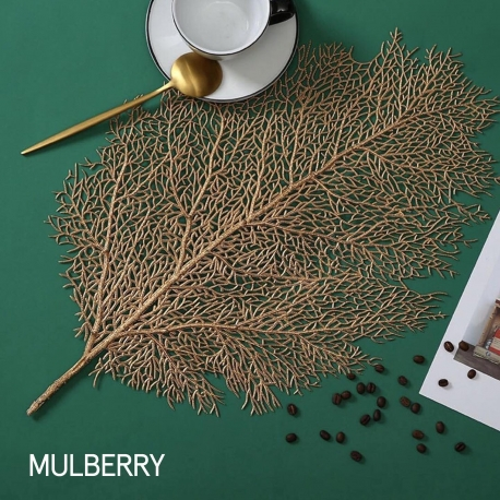 Buy Placemat Mulberry Gold online at Shopcentral Philippines.