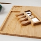 Howie Bamboo Charcuterie/Cheese Board 1