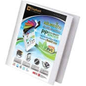 Buy Elephant Eco Smart Binder 7360 A4- White online at Shopcentral Philippines.