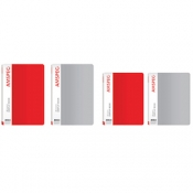 Buy Amspec Clear Book FC Red 40 Pockets online at Shopcentral Philippines.