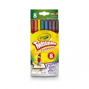 Buy Crayola Twistables Crayons 8 Colors online at Shopcentral Philippines.