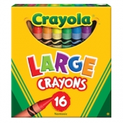 Buy Crayola Large Crayons 16 Colors online at Shopcentral Philippines.