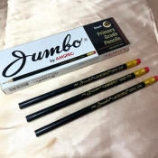 Buy Amspec Jumbo Pencil 12Pcs online at Shopcentral Philippines.