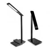 Buy Jabees Q9 LED Dsek Lamp With Wireless Charger online at Shopcentral Philippines.