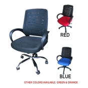 Buy Office Mid Back Chair M6048 online at Shopcentral Philippines.