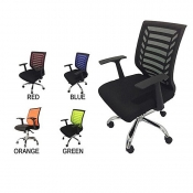 Buy Office Mid Back Chair M160 online at Shopcentral Philippines.