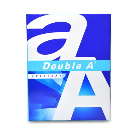 Buy Double A Copy Paper Ream 70gsm online at Shopcentral Philippines.