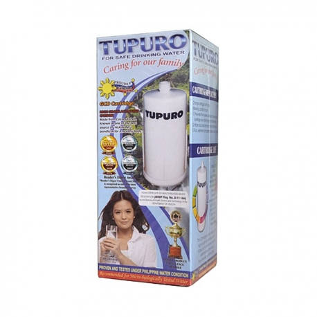 Buy TUPURO GCD Cartridge online at Shopcentral Philippines.