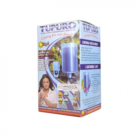Buy TUPURO GCP Cartridge online at Shopcentral Philippines.