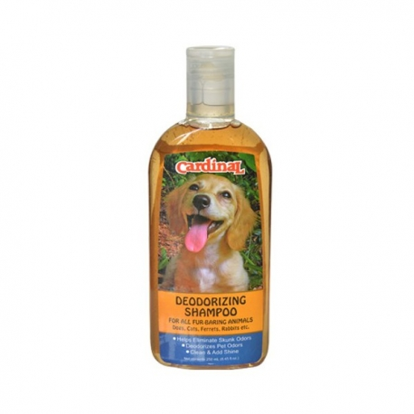 Buy Cardinal Deodorizing Shampoo 250ml online at Shopcentral Philippines.