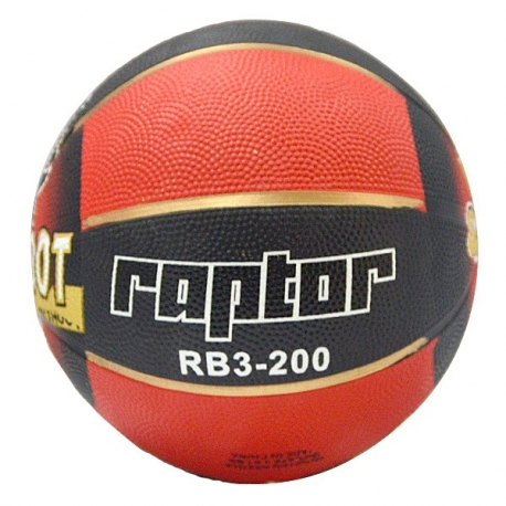 Buy Raptor Basketball RB3-200 (Red) online at Shopcentral Philippines.