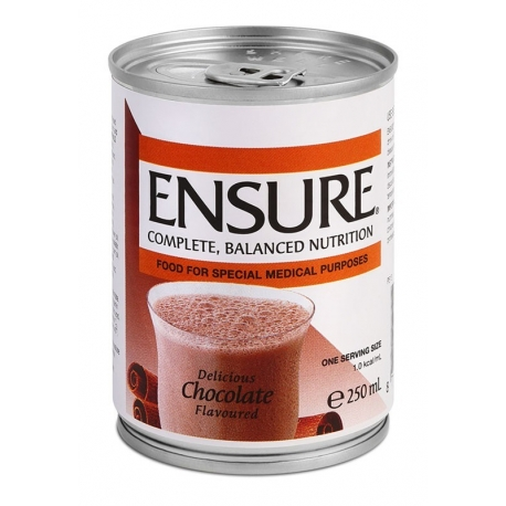 Buy  Ensure Liquid Choco 250mL online at Shopcentral Philippines.