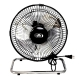 Industrial Ground Fan 9""