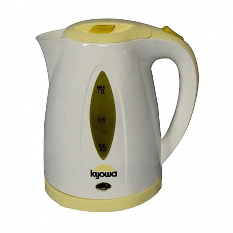 Buy Kyowa Electric Round Kettle 1.2 L online at Shopcentral Philippines.