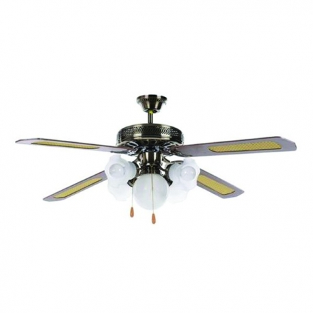 "Buy 52"" Ceiling Fan (Antique) online at Shopcentral Philippines."