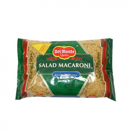 Buy Del Monte Salad Macaroni 400g online at Shopcentral Philippines.