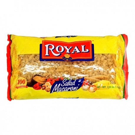 Buy Royal Salad Macaroni 1kg online at Shopcentral Philippines.