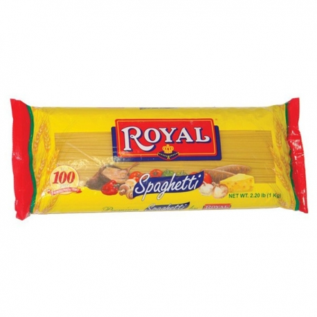 Buy Royal Spaghetti 400g online at Shopcentral Philippines.