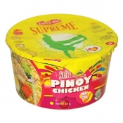 Buy Lucky Me Supreme Chicken 65g online at Shopcentral Philippines.