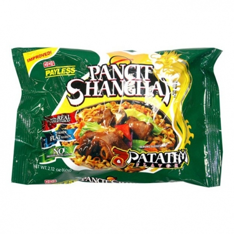 Buy Payless Pancit Shanghai Patatim 65g online at Shopcentral Philippines.